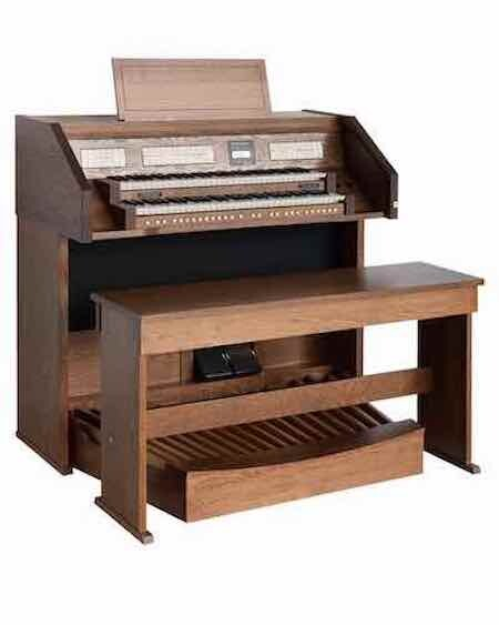 Content Clavis 224R New organ for sale
