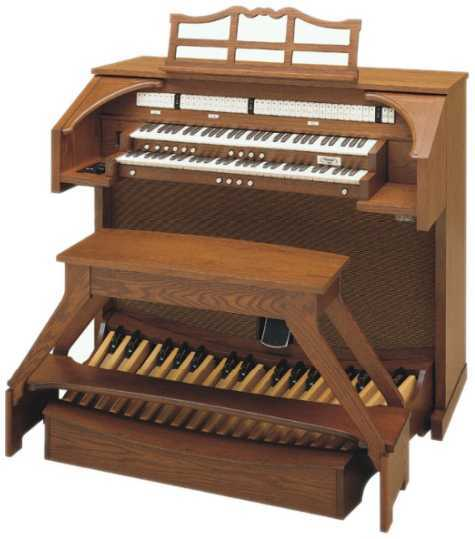 Allen C-19c Used organ for sale